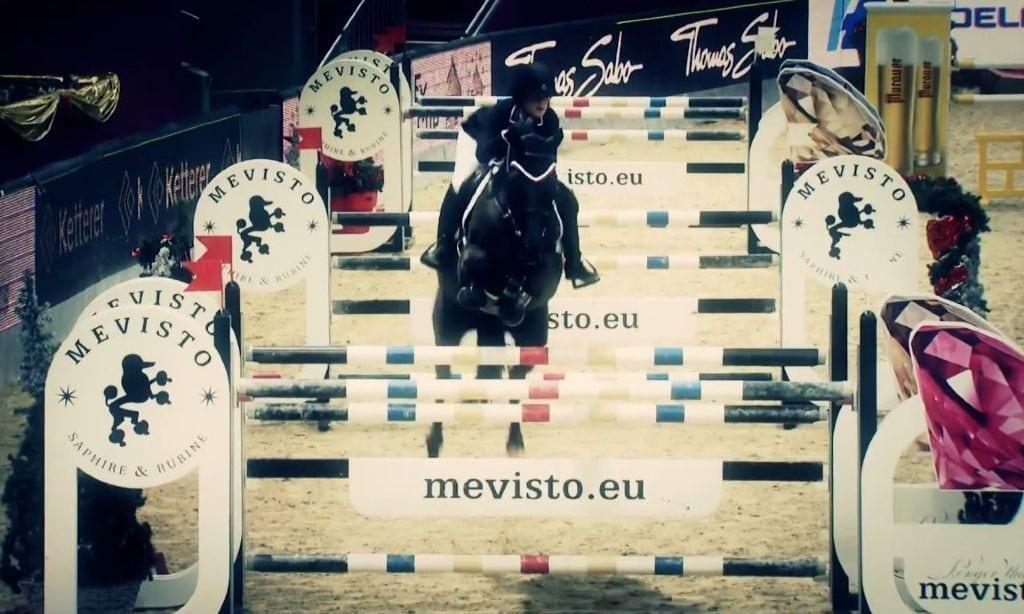 Alle Highlights und die emotionalsten Momente der MEVISTO AMADEUS HORSE INDOORS 2014 gibt's zusammengefasst in einem Video! © Upperpixel