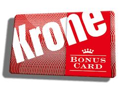 kronebonuscard
