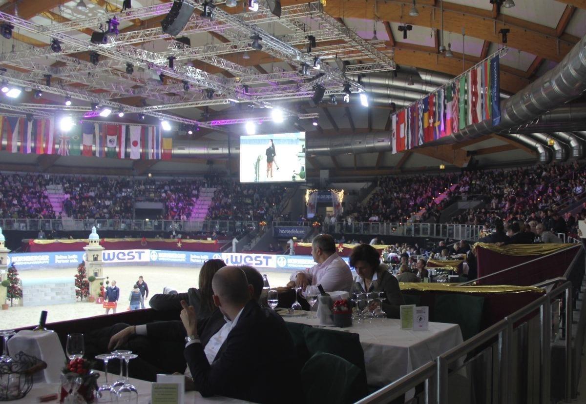 Der Kartenvorverkauf für die Mevisto Amadeus Horse Indoors hat begonnen! © salzburg-cityguide