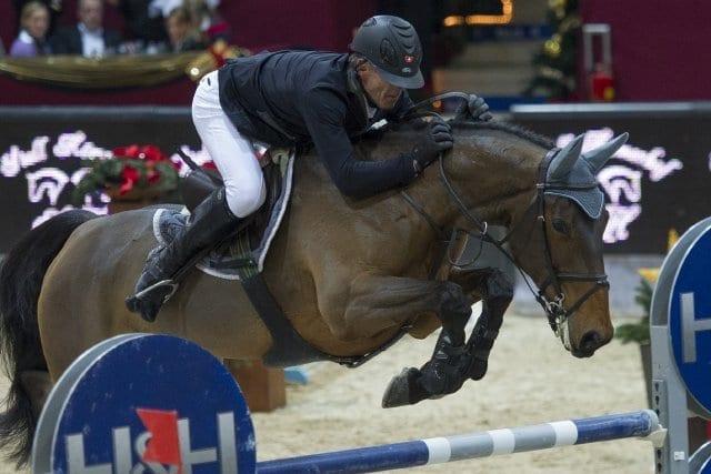 Paul Estermann und Castlefield Eclipse gewannen 2013 den Grand Prix - schaffen sie es auch 2015? © Nini Schäbel