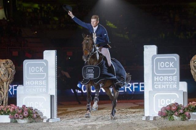 Max Kühner gewann 2013 unter deutscher Flagge das Gaston Glock's Championat - seit heuer reitet er für rot-weiß-rot. © Nini Schäbel