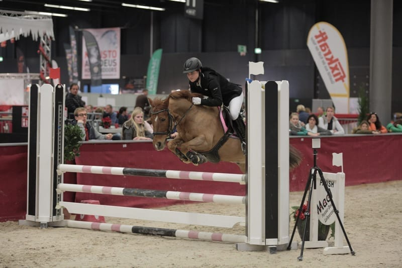 Daniela Sophie Merkinger siegte auf Jimbo! © Fotoagentur Dill