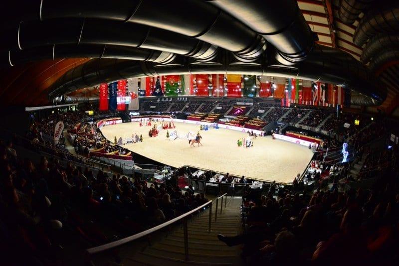 Rechtzeitig Karten sichern, Vergünstigungen nutzen und die Meviso Amadeus Horse Indoors zu Vorteilspreisen genießen. © im|press|ions – Daniel Kaiser