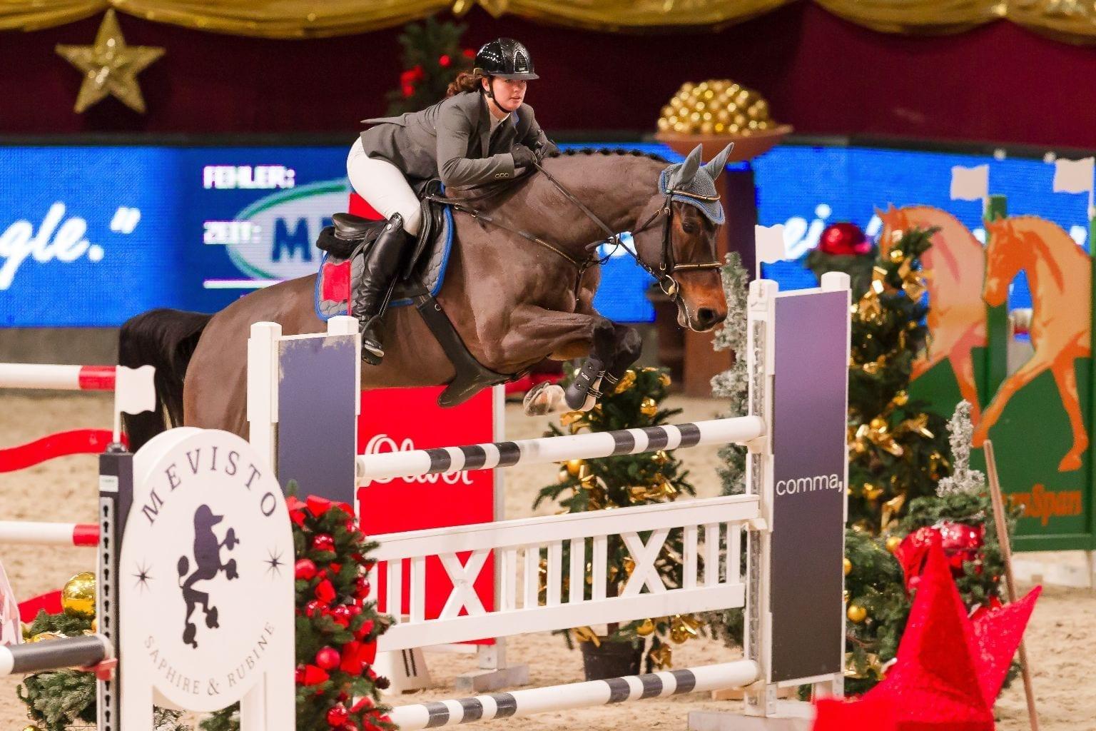 Das erste K.O Springen in der Geschichte der Mevisto Amadeus Horse Indoors wird mit Sicherheit spannend. (c) Michael Graf | MIKEs FotoGRAFie