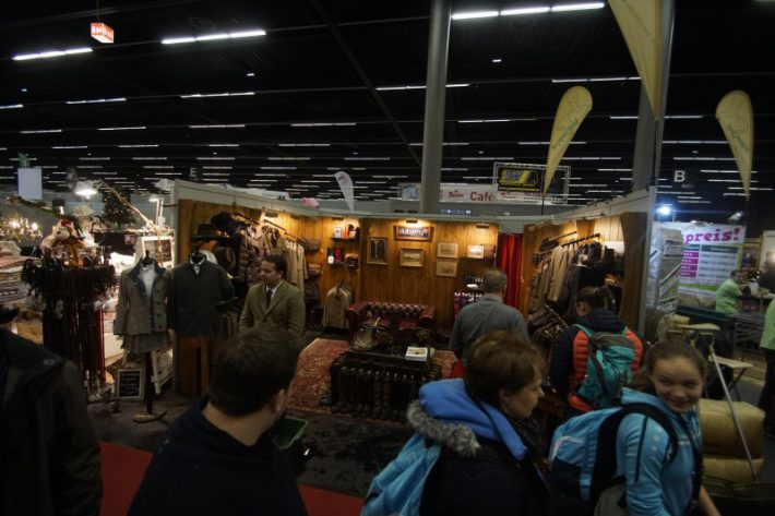 Impressionen von der Mevisto Amadeus Horse Indoors. © Salzburg Cityguide