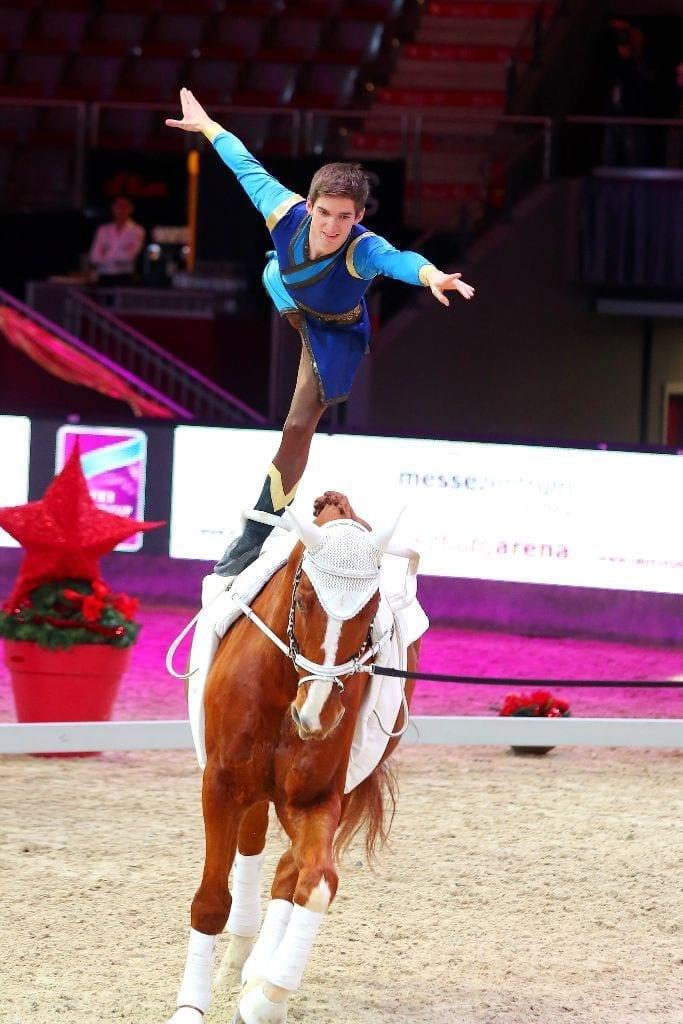 Der Weltcupsieger von Madrid 2016 setzte sich im Herren Einzel Weltcup souverän auf Platz eins. © Andrea Fuchshumer