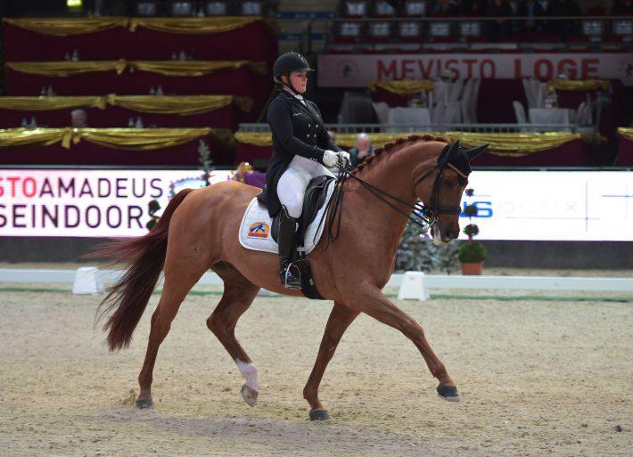 Impressionen von der Mevisto Amadeus Horse Indoors. © Fotoagentur Dill