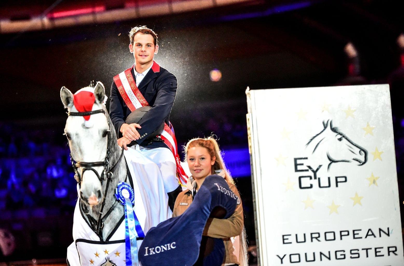 Sascha Braun durfte sich 2015 über den EY Cup Gesamtsieg freuen. © im|press|ions - Daniel Kaiser