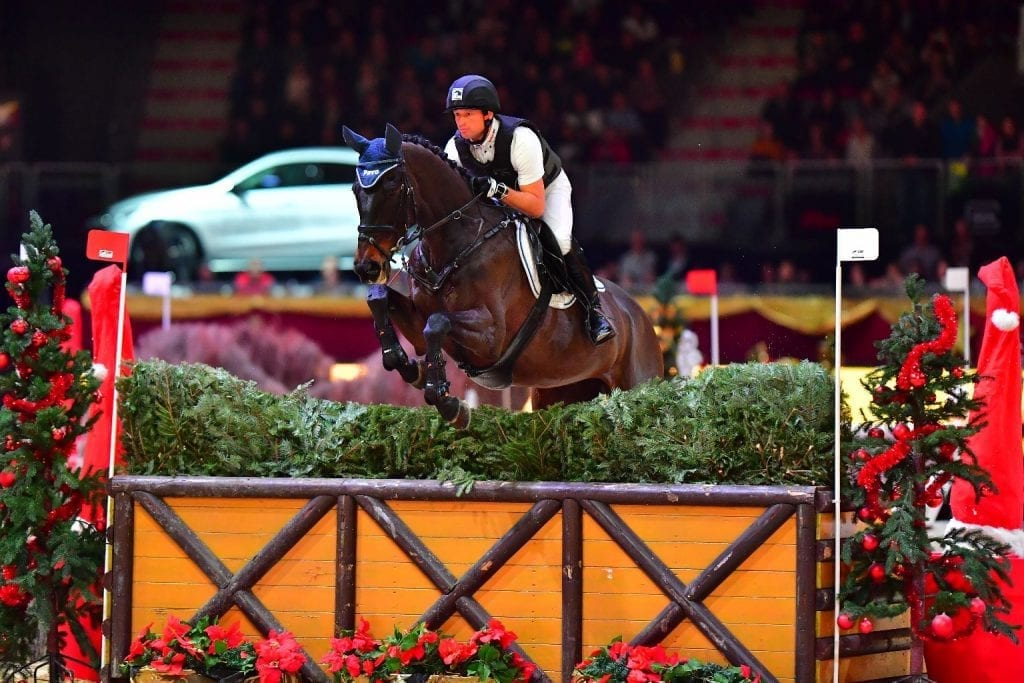 Dreifach-Olympiasieger Michael Jung ist in Salzburg bereits Stammgast. © Im|press|ions - Daniel Kaiser
