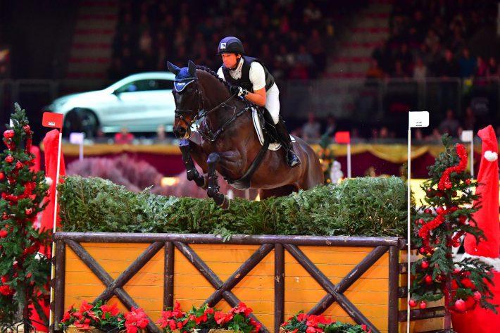 Dreifach-Olympiasieger Michael Jung ist in Salzburg bereits Stammgast. © Im press ions - Daniel Kaiser