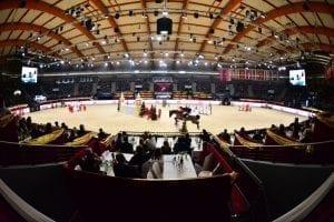 Die Amadeus Horse Indoors finden bereits zum 13. Mal statt und darum dreht sich in der Salzburgarena und in der Messe Salzburg von 6.-9. Dezember alles um Pferde und Hunde. © Im press ions – Daniel Kaiser