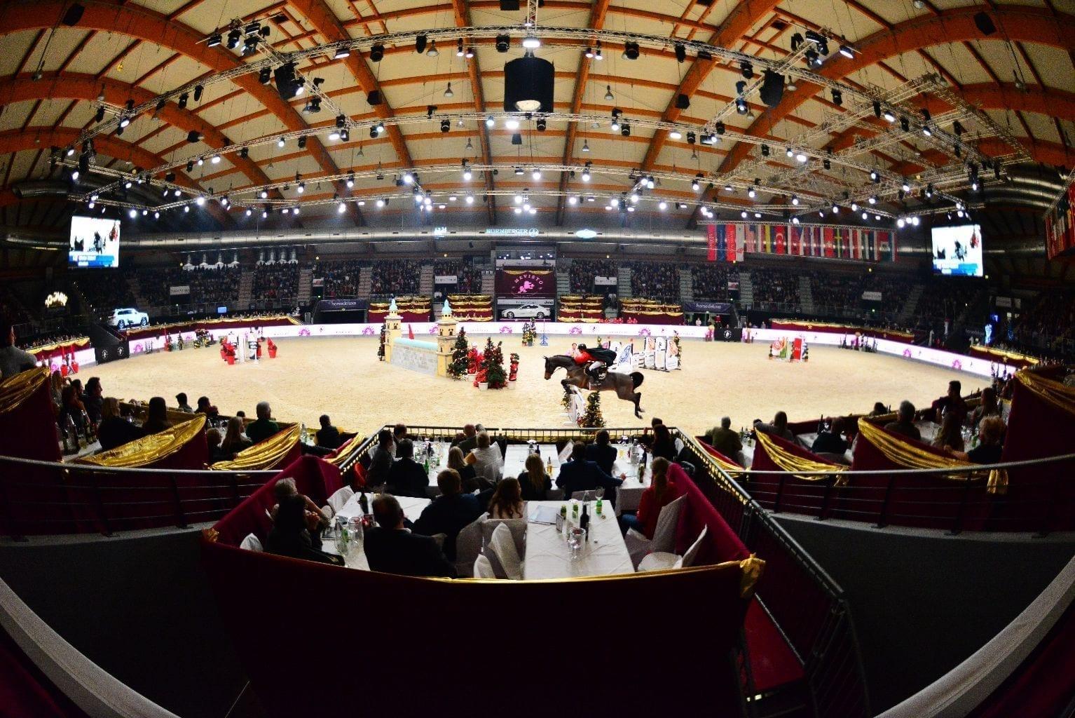 Die Amadeus Horse Indoors finden bereits zum 13. Mal statt und darum dreht sich in der Salzburgarena und in der Messe Salzburg von 6.-9. Dezember alles um Pferde und Hunde. © Im|press|ions – Daniel Kaiser