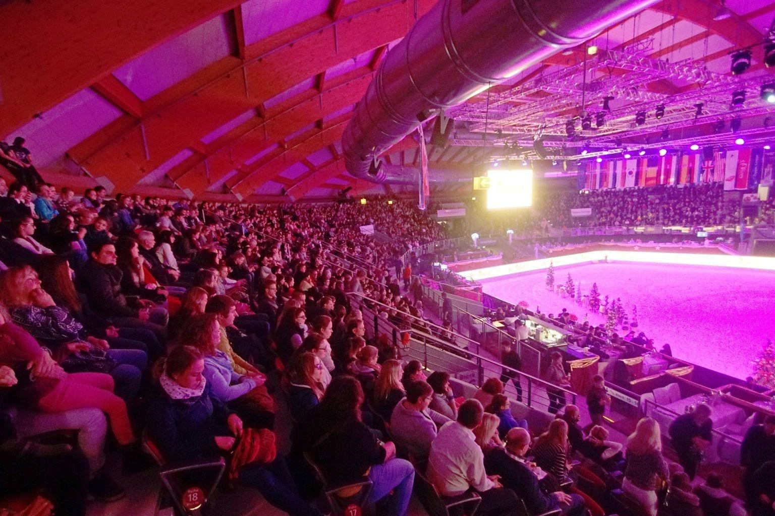 Mit dem ORF Salzburg und den Salzburger Nachrichten kannst du Karten für die Amadeus Horse Indoors gewinnen. © SalzburgCityguide