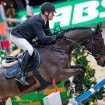 Lars Nieberg (GER) ist gern gesehener Stammgast in Salzburg bei der Amadeus Horse Indoors. © im|press|ions – Daniel Kaiser