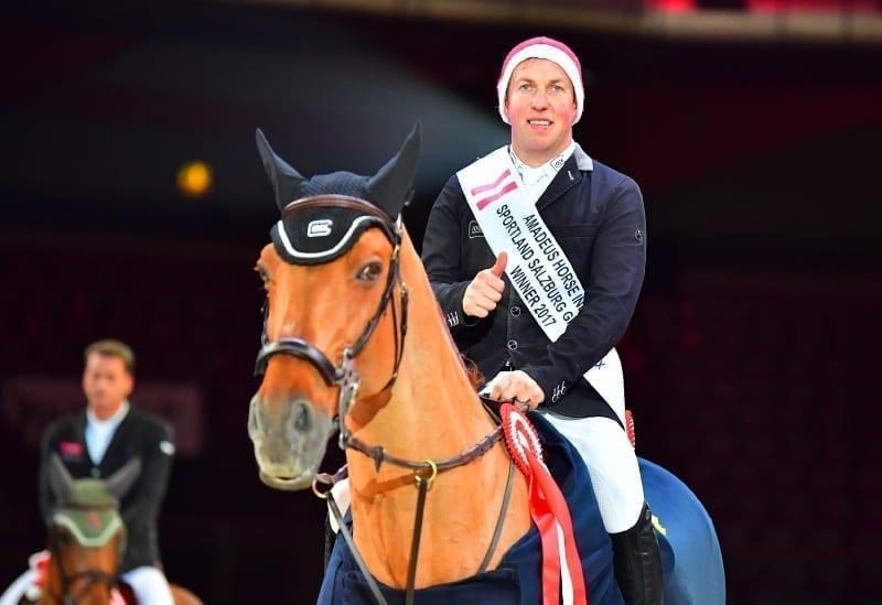 He's back! Gerco Schröder & Glock's London gewinnen den Sportland Salzburg Grand Prix