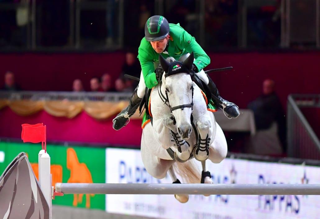 Alpenspanteamreiter Gefried Puck wird bei der Amadeus Horse Indoors für Östereich an den Start gehen. © Daniel Kaiser - Im|press|ions