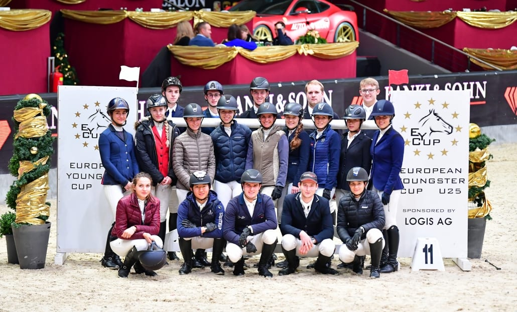 Die EY-Cup-Teilnehmer von Salzburg. © Daniel Kaiser