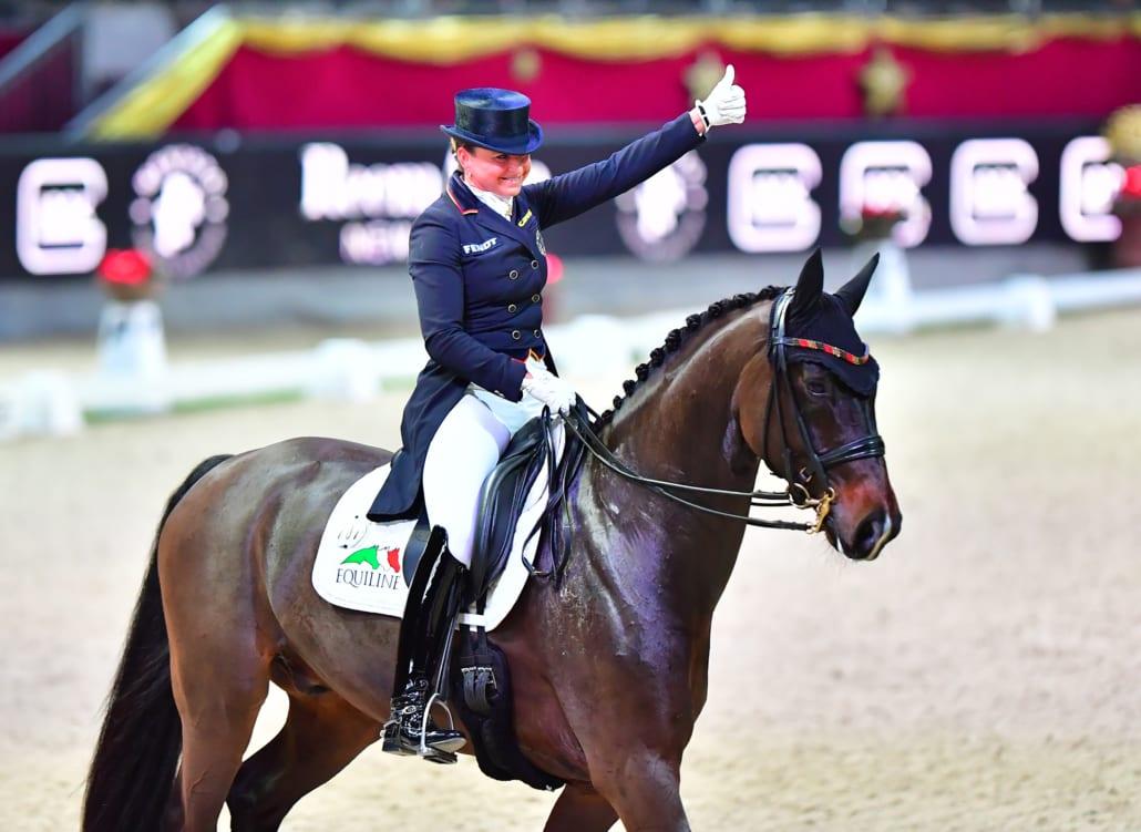 Die Weltcupsiegerin 2016 und 2917, Dorothee Schneider, hat Ihr Kommen ebenfalls zugesagt. © Daniel Kaiser
