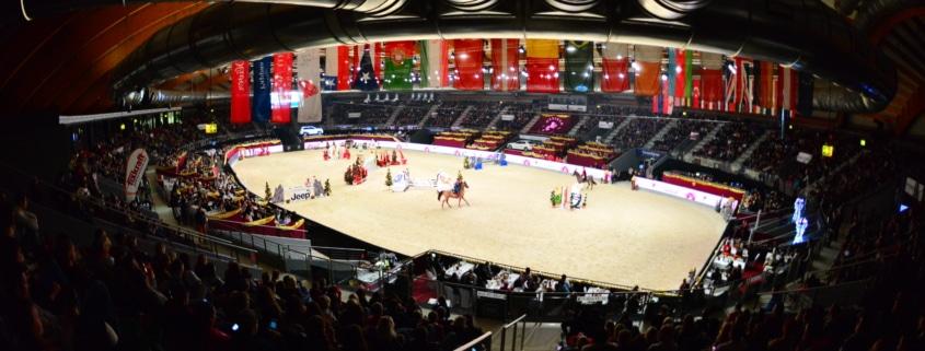 Ein Wiedersehen gibt es 2022, wenn von 1.-4. Dezember die 16. Amadeus Horse Indoors in der Salzburgarena stattfindet. © Amadeus Horse Indoors | Daniel Kaiser